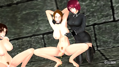 Immoral Spies - part 2