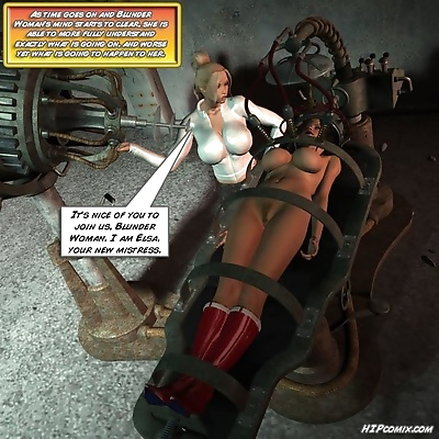 Blunder Woman - part 7