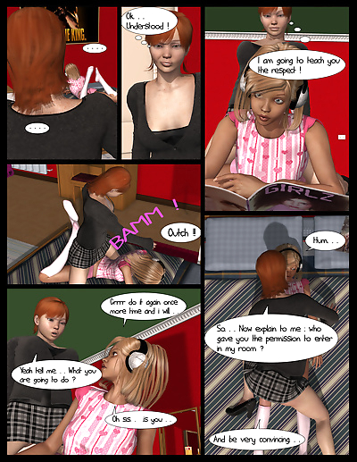 Lesbian chronicles Part 1-..