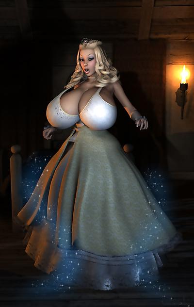 Cinderella Fuck- Pixelme