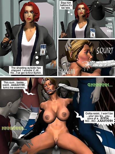 el fx los archivos - residente Sexo