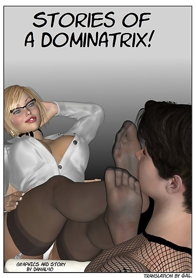 Stories of a Dominatrix
