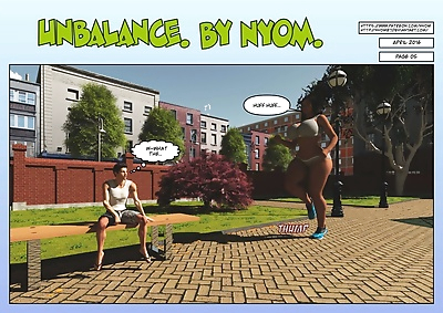 Nyom - Unbalance