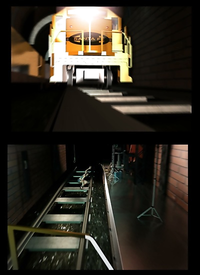 Carey vs the Death Train -..