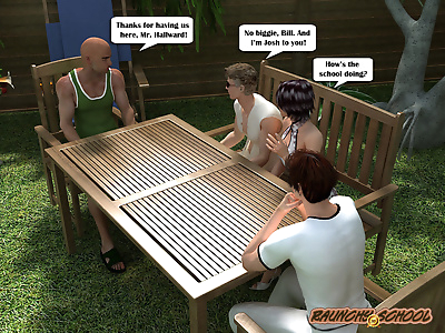 Barbecue Picnic