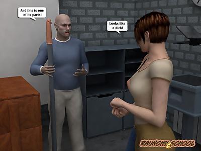 Raunchy School - A fucking..