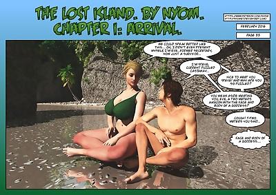 Nyom - The Lost Island:..