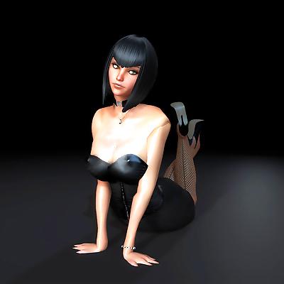 3DX Art + animations - part 28