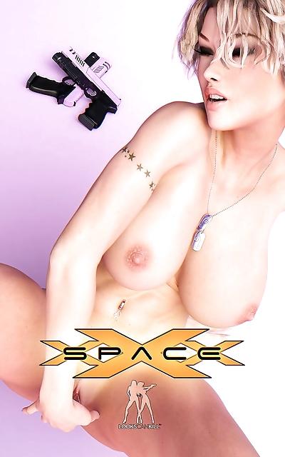 Looks Can Kill - Space XXX -..