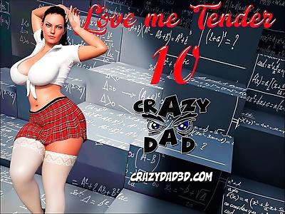 CrazyDad3D- Love me Tender..