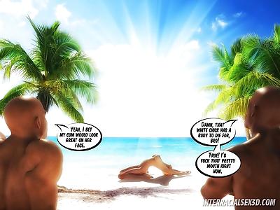BBC Cum Slut On Vacation-..