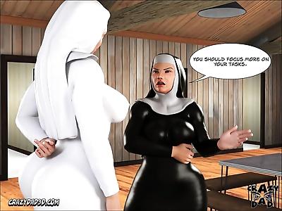 CrazyDad3D- Sister Grace 2
