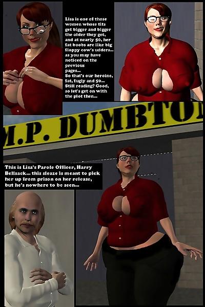Milf3Dartist- Lisa's Big..