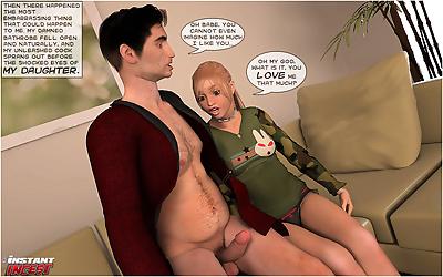 Instant incest – Dad..