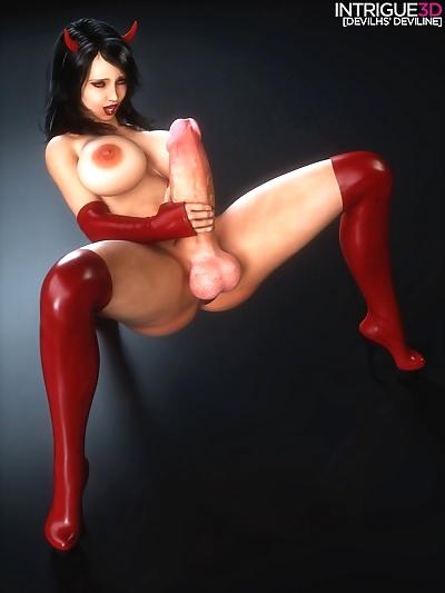 Intrigue3D- Deviline