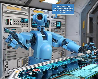RedRobot3D Interspecies..