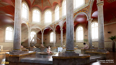 Hot Greek Baths – Sex..