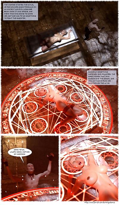 DarkKnight Demon Huntress -..