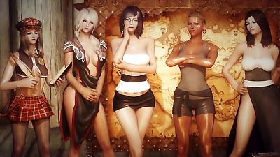 Girls of Skyrim #2