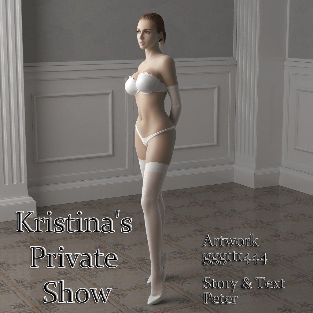 Kristinas Private Show