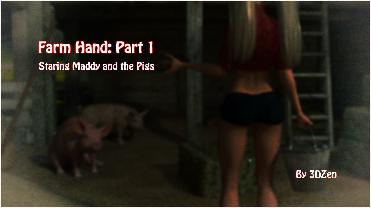3DZen – Farm Hand Madison