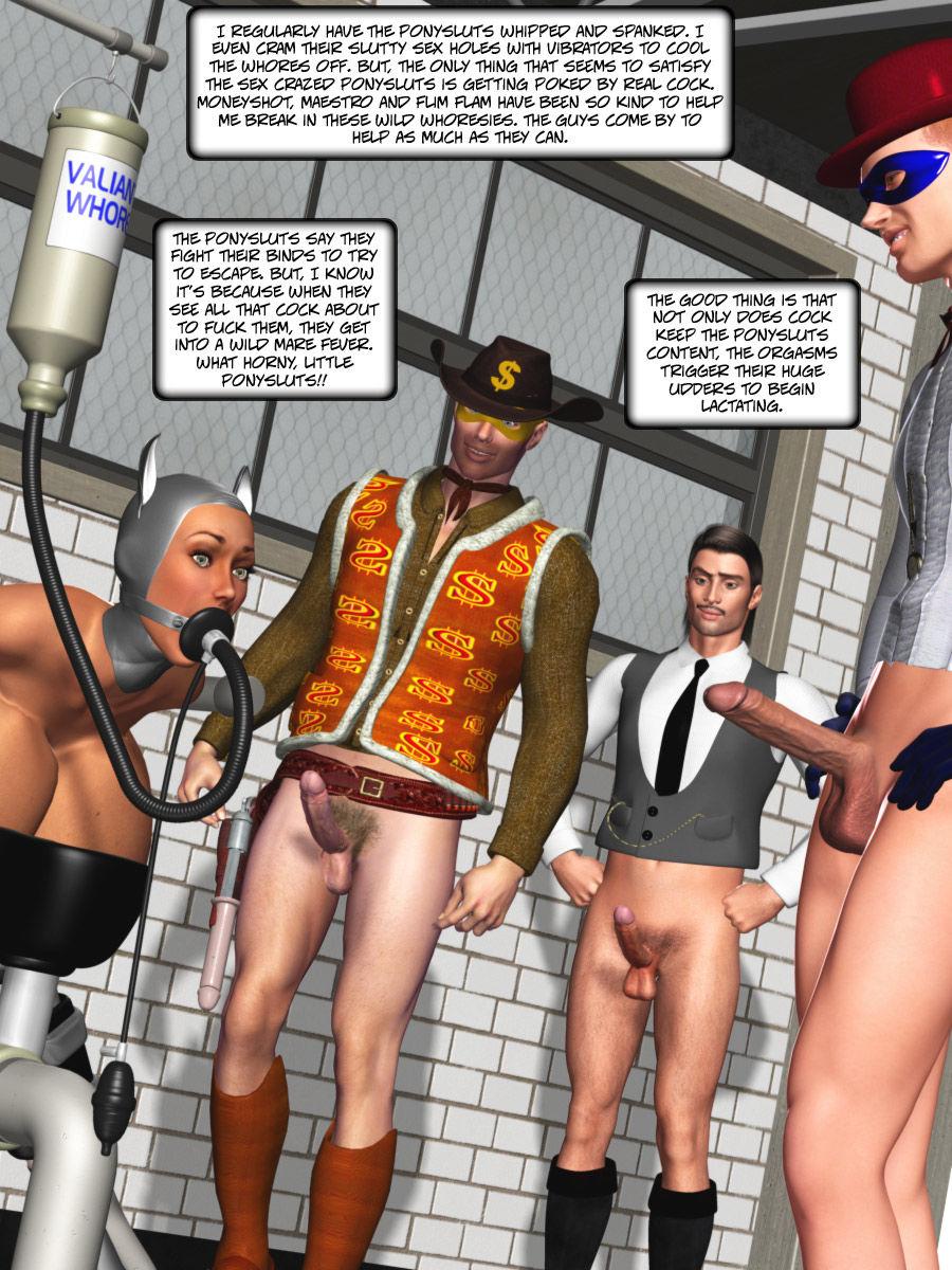 Sex Pets of the Wild West 13-21 - part 6