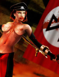 Artist Gallery: Ranged Weapon - Pt 3: Fallout- BloodRayne- Resident Evil- Jet Set Radio - part 4