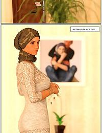 Hijab 3DX- Losekorntrol – Young Love Vol. 2