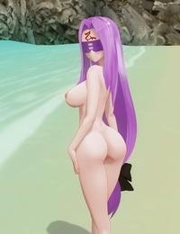 汁 騙され裸撮影inルルハワ Fate/Grand Order - part 3